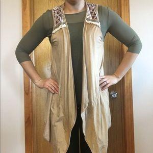 Umgee Vest and Kische Shirt